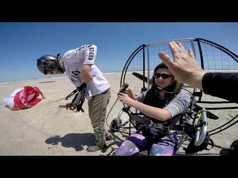 Xxx Mp4 Paramotor World Record Little 14 Yo Girl Proves Powered Paragliding SUPER Skills 3gp Sex