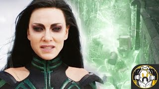 Hela's Powers in Thor: Ragnarok