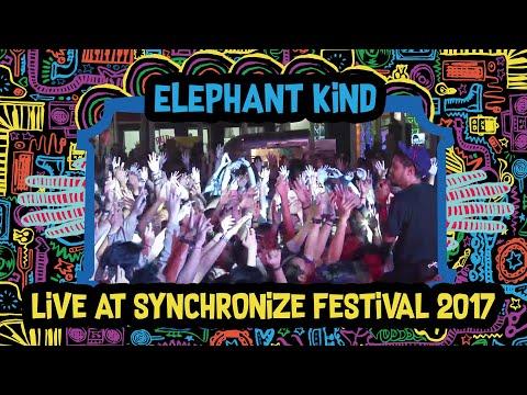 Elephant Kind Live at SynchronizeFest - 7 Oktober 2017