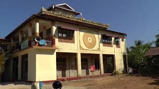 MYANMAR 2017 - 39 - Dhamma School Foundation Gyeiktaw , Ngapali Beach