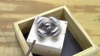 My Neodymium Magnet Desk Toy