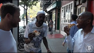 Barstool Pizza Review - Lil