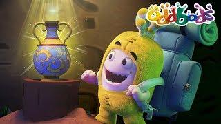 Oddbods Full Episodes | Treasure Hunt | NEW | Funny Cartoons For Children