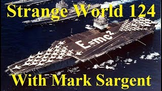 Flat Earth Convention 3 week countdown - SW 124 - Mark Sargent ✅