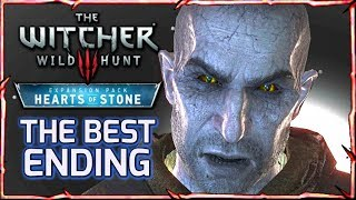 Witcher 3: HEARTS OF STONE - BEST ENDING ► Solving Master Mirror's Riddle, Olgierd Lives