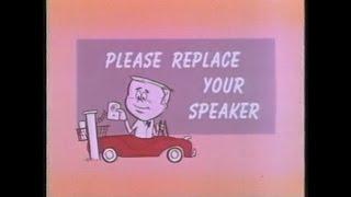 Drive In Movie Intermission Ads 1950s - 1960s #2