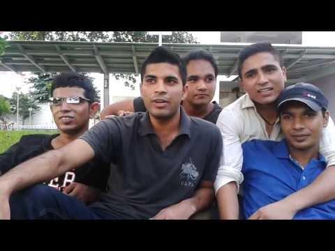 Punjabi Students In Singapore