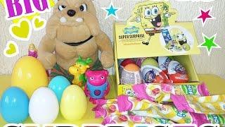New 2016 Surprise Easter Eggs  ! Disney  Kinder Surprise
