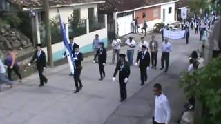Desfiles de Elvin Copan Galel