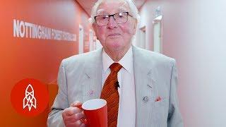 Meet England's 88-Year-Old Tea Boy