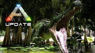 ARK Update 248 - Kaprosuchus & A Volta da Av Castelo Branco!