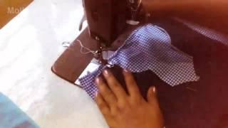 Neck designs (Cutting & Stitching method)