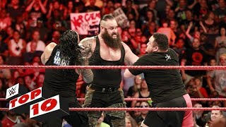 Top 10 Raw moments: WWE Top 10, July 24, 2017