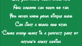 Tinker Bell-Shine Lyrics