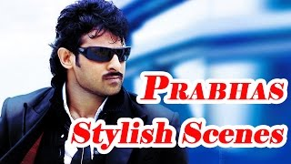 Prabhas Stylish Look in Billa Movie || Shalimarcinema