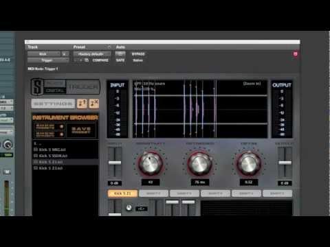 Slate Digital Trigger Plugin Review - TheRecordingRevolution.com