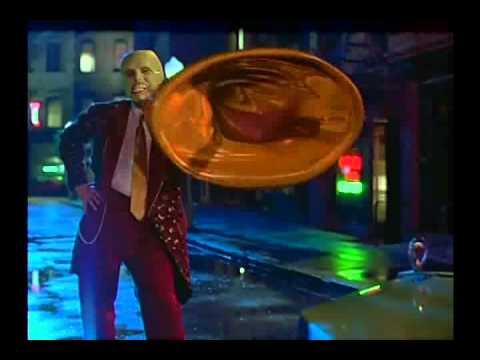 Funny Scene in The Mask 1994