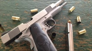 Colt 1911 XSE: If Only One Gun...