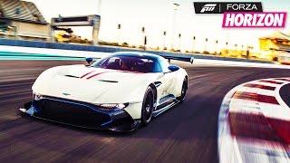 Forza Horizon 3: Unbelievable Car - Aston Martin Vulcan (Forza Horizon 3)