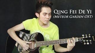 Meteor Garden OST - Qing Fei De Yi cover - Harlem Yu (fingerstyle guitar + free tabs)