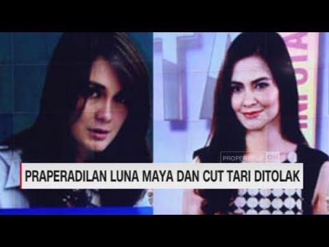 Xxx Mp4 Praperadilan Luna Maya Cut Tari Ditolak PN Jakarta Selatan 3gp Sex