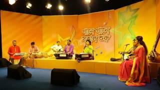 Ustad Yeakub Ali Khan live in channel i