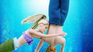 Frozen Anna and Elsa Show ! Toys and Dolls Fun with Princess Drama Season 1 Barbie Series