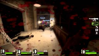 Left 4 Dead 2: The Passing walkthrough