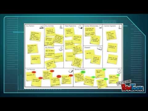 Modelo Negocios y Matriz