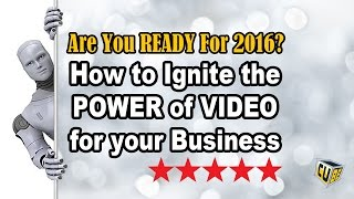 Ignite The Power of Online Video Marketing for Small Business 2015