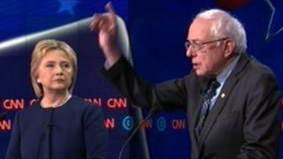BERNIE SANDERS vs HILLARY CLINTON Democratic Presidential Debate In Flint Michigan (FULL DEBATE)