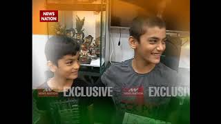 Serial Aur Cinema: Child actor Rudra Soni conveys a message of green and clean India