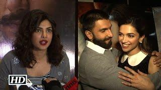 Priyanka's Unbelievable Comment On Deepika-Ranveer's Act In Bajirao Mastani