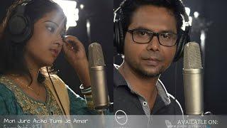 Mon Jure Acho Tumi Je Amar | Mahfuz & Tuli | Official Music Video 2016