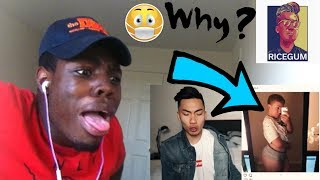 This Girl / Boy ? Must Be Stopped !!! by RiceGum REACTION!!!
