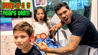 LETTING OUR KIDS TURN 18 YEARS OLD  **GONE WRONG** | Familia Diamond