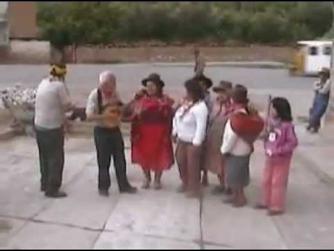 AIRES DE CHALHUANCA CARNAVALES DE MI TIERRA