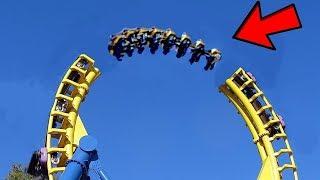 8 सबसे विचित्र और खतरनाक झूले  | 8 Most Insane Amusement Rides Around The World