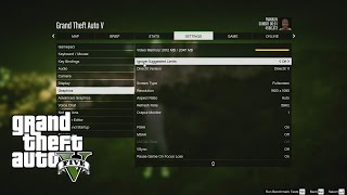 GTA 5 PC: Best Graphic Settings to Reduce Vram and Increase Performance - GTX 760 2GB