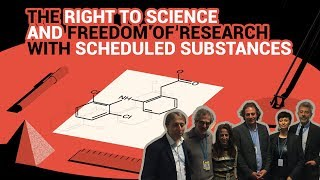 UN Conference: Freedom Of Research With Scheduled Substances