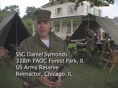 Rockford WWII living History 2011