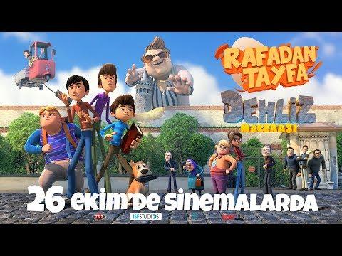 Rafadan Tayfa Dehliz Macerası Fragman 26 Ekim'de Sinemalarda!!!