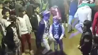 صالح فوكس ومعتصم فوكس ومحمد شقاوة في مهرجان في امبابة  2017