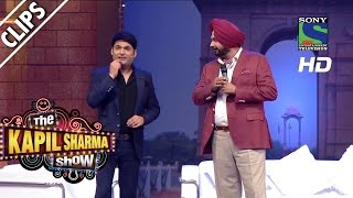 Laughing Buddha ki Shayari-The Kapil Sharma Show - Episode 1 - 23rd April 2016