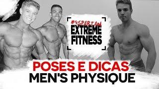 Poses e Dicas para Men's Physique - #EXTREME FITNESS