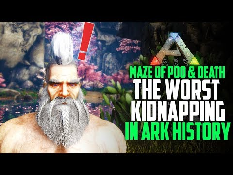 Xxx Mp4 The Worst Kidnapping In Ark History Epic Maze Of Poop And Death Ark Survival Evolved Trolling 3gp Sex