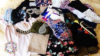 مشترياتي للعيد واحدث الموديلات للملابس والاكسسوارات - زينة خالد
