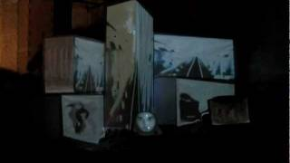 AUDIOVISUAL INSTALLATION - VIDEO MAPPING (2)