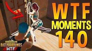 PUBG WTF Funny Moments Highlights Ep 140 (playerunknown