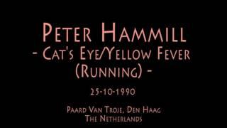 Peter Hammill - Cat's Eye / Yellow Fever (Running) -  25-10-1990 - Paard Van Troje, Den Haag